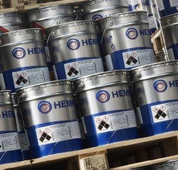 Огнезащитное покрытие HEMPACORE ONE 43600